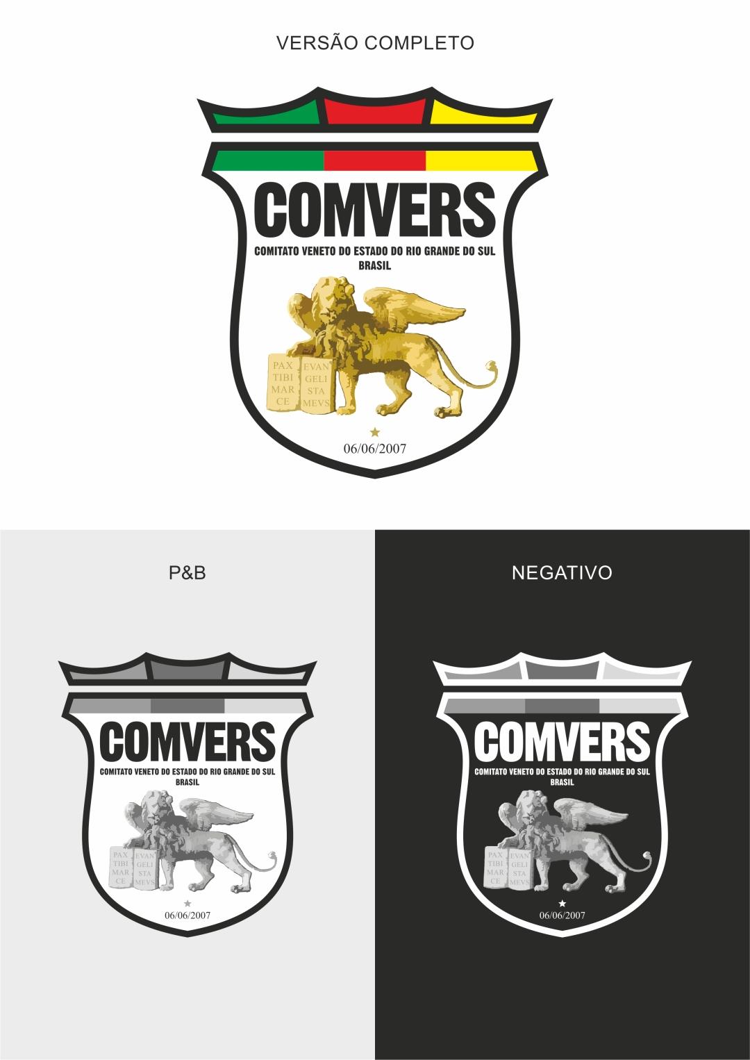 Logotipo - COMVERS_completo